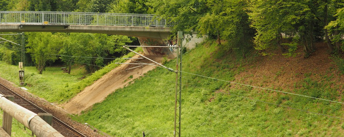 Veloweg-Richtung-Lachenwegbrückli---Fahrleitungen_weit